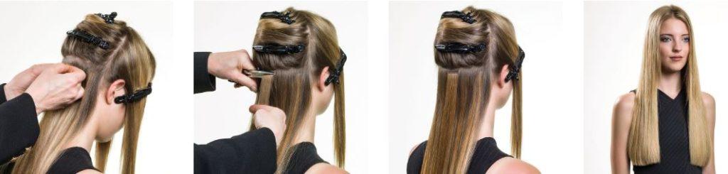 Ein Haartraum Wird Wahr Haarverdichtungverlängerung Mit Great