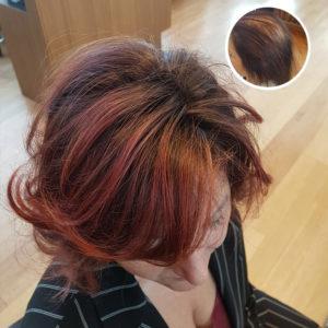 heiße neue Produkte das beste moderate Kosten Haarverdichtung Oberkopf / Nie wieder lichtes Haar - Beauty ...